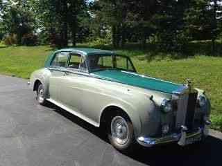 Rolls Royce Silver Cloud 1956 She Is A Lovely Early Rhd I