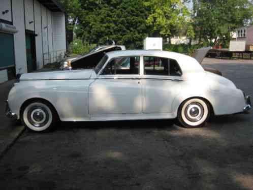 Rolls royce silver cloud 1 1959 here is a very nice rolls for Garage opel nice