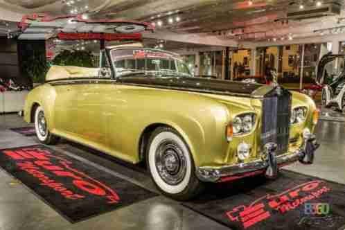 Rolls Royce Other Convertible 1963 Listing By Auction123