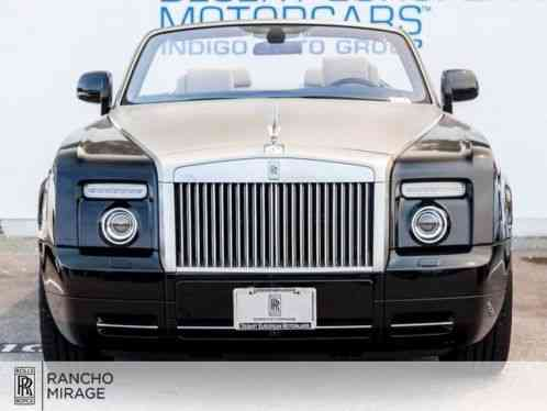 rolls royce phantom 2011 drophead coupe drophead coupe diamond black. Black Bedroom Furniture Sets. Home Design Ideas