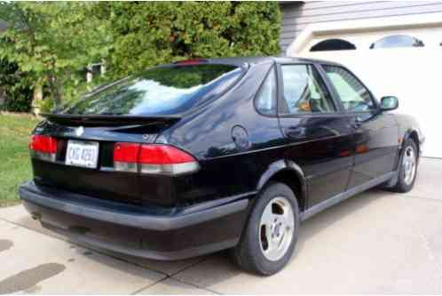 saab 9 3 4 door turbo hatchback 1999 good history about the car you. Black Bedroom Furniture Sets. Home Design Ideas