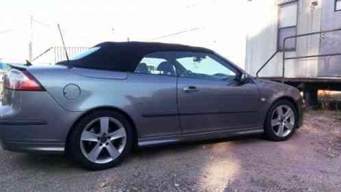 saab 9 3 aero 2006 convertible in excellent condition. Black Bedroom Furniture Sets. Home Design Ideas