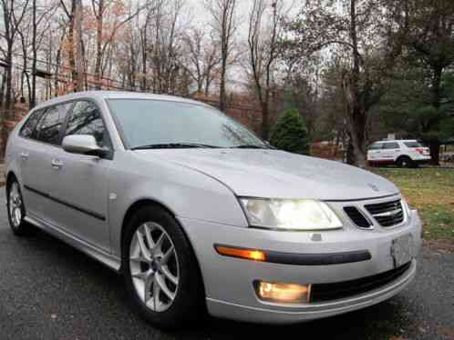 saab 9 3 aero combi 2006 low mileage rare 6 speed manual. Black Bedroom Furniture Sets. Home Design Ideas