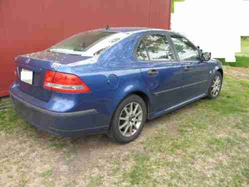 Saab 9 3 2003 Arc Mechanics Special Or For Parts Cosmic