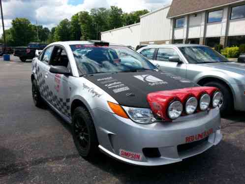 saturn ion 2004 redline rally ready sema car gm supercharger roll. Black Bedroom Furniture Sets. Home Design Ideas
