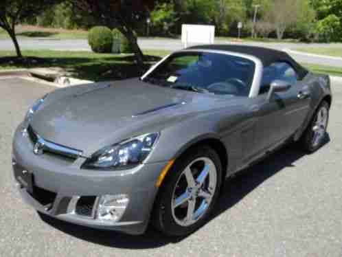saturn sky red line turbo 5 speed convertible 2008 photo viewer 10k. Black Bedroom Furniture Sets. Home Design Ideas