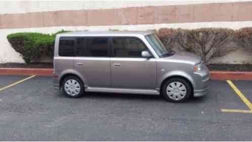 scion xb 2006 by private and original owner exterior silver thunder. Black Bedroom Furniture Sets. Home Design Ideas
