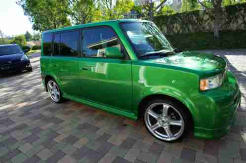 Scion Xb Special Edition Release Series 3 0 2006 Limited 12 Of 22