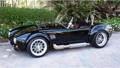 Shelby Cobra Cobra 1965, BACKDRAFT RACING - Ford 5, 0 ...