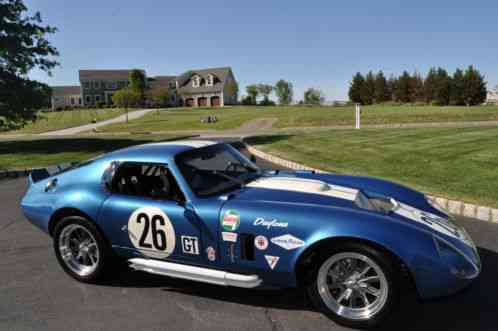 Shelby Ffr Type 65 Daytona Coupe 1965 For Sale By