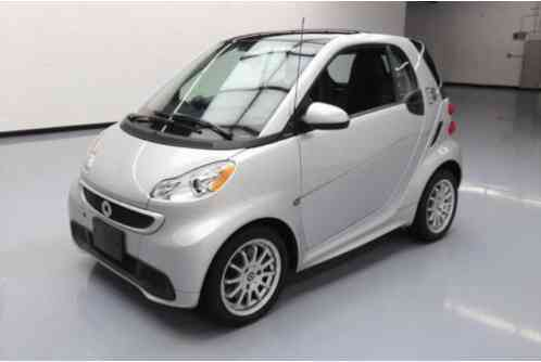 Smart Fortwo Electric Drive Coupe (2013)