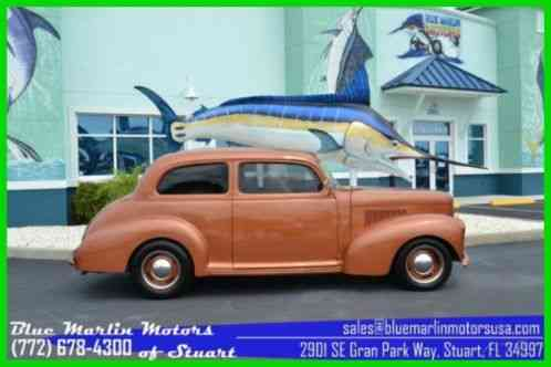 Studebaker Champion Sedan Delivery 1940 Listing By