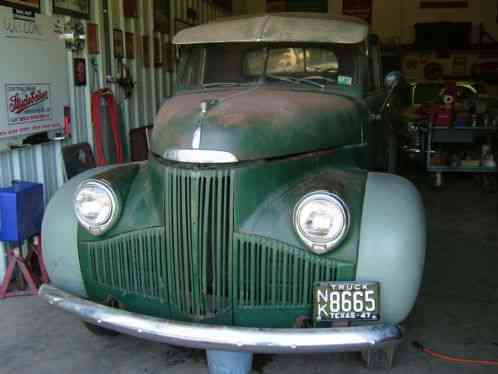 Repo Cars For Sale >> Studebaker M5 1947, This is a Pickup for restoration, It is a good solid