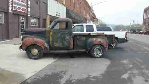 Studebaker M5 1946 M 5 Series Truck 350 Chevy Motor And