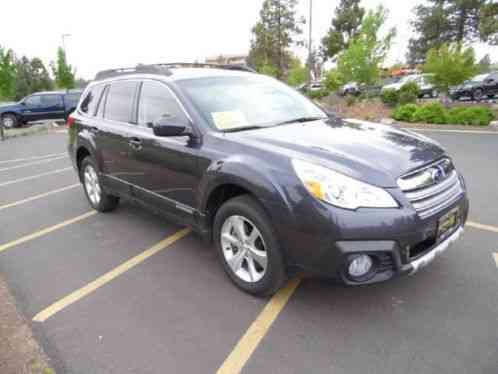 subaru outback 2013 up for sale 3 6r loaded automatic with only. Black Bedroom Furniture Sets. Home Design Ideas