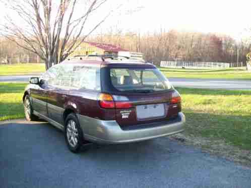subaru outback wagon 2000 car is in good running. Black Bedroom Furniture Sets. Home Design Ideas