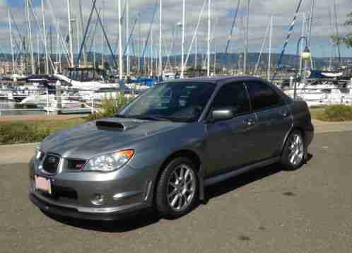 subaru wrx sti limited 2007 over 5 000 in upgrades super low. Black Bedroom Furniture Sets. Home Design Ideas