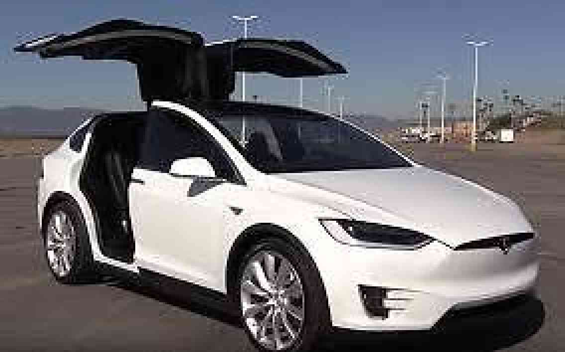 Tesla Model X 2016, Brand new , It s been built, and is ...