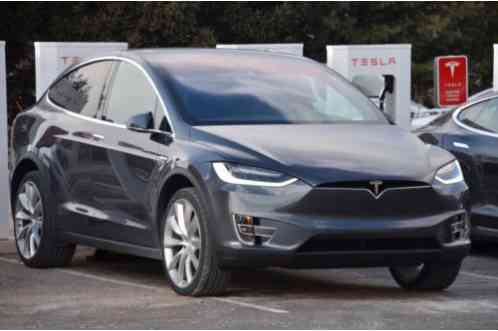 tesla model x p90d 2016 brand new signature 410maed out to the options. Black Bedroom Furniture Sets. Home Design Ideas