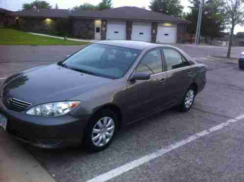 toyota camry le 2006 excelnt condition automatic transmission can. Black Bedroom Furniture Sets. Home Design Ideas