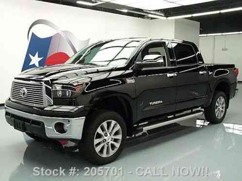 toyota tundra platinum crewmax 4x4 sunroof nav 2011 55k at texas direct. Black Bedroom Furniture Sets. Home Design Ideas