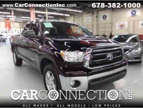 Toyota Tundra Limited Double Cab (2011)