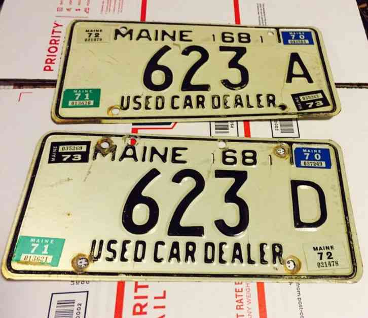 Used Car Dealer License New York