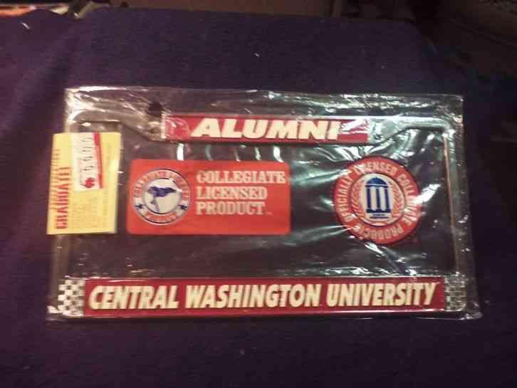 Unused 1995 Washington Central Washington University