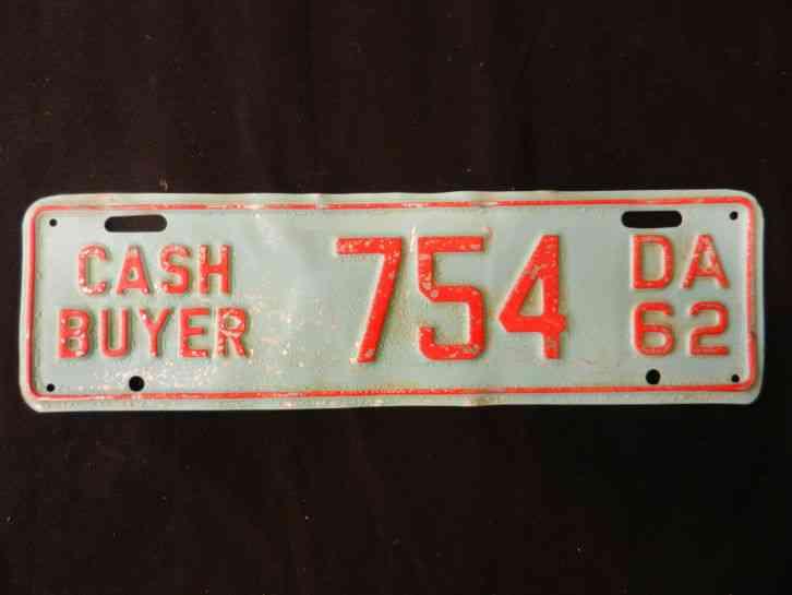 Do Alaska License Plates Go With A Car Sale