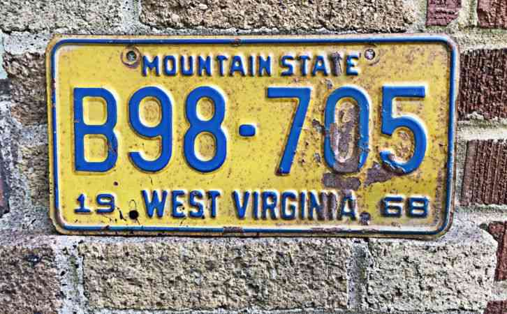 Virginia sic semper tyrannis motto porsche 944 license for West virginia department of motor vehicles phone number