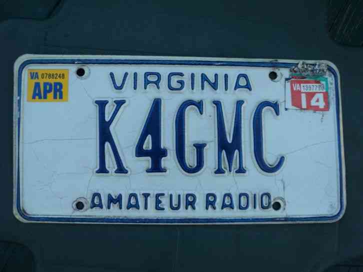 amateur radio licenses number in us