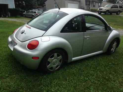 volkswagen beetle classic 2001 vw 5 speed heated leather seats. Black Bedroom Furniture Sets. Home Design Ideas