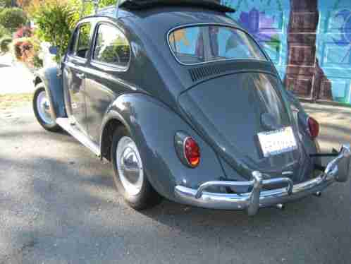 volkswagen beetle classic 1962 get ready for fun keeps up with. Black Bedroom Furniture Sets. Home Design Ideas