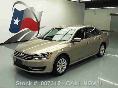 volkswagen passat wolfsburg tsi heated seats 17k 2015 condition. Black Bedroom Furniture Sets. Home Design Ideas