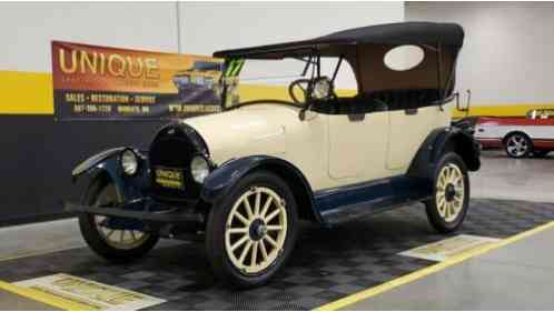 Willys Overland 90 Touring (1917)