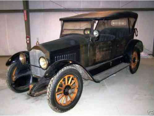 Other Makes Stearns-Knight L4 (1919)
