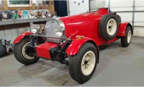 Replica/Kit Makes Bugatti (1927)