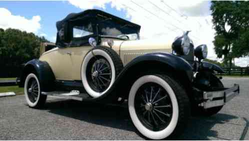 1929 Other Makes