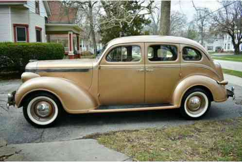 DeSoto S5 Runs great (1938)