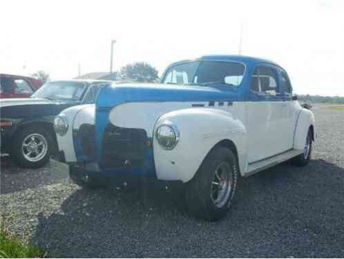 1940 Dodge Other 2D