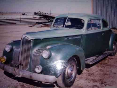 1940 Packard Single Six