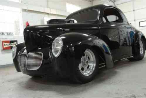 1940 Willys Custom Hemi Coupe