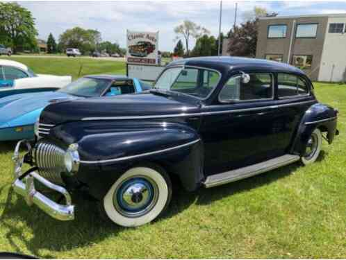 DeSoto Two Door Custom (1941)