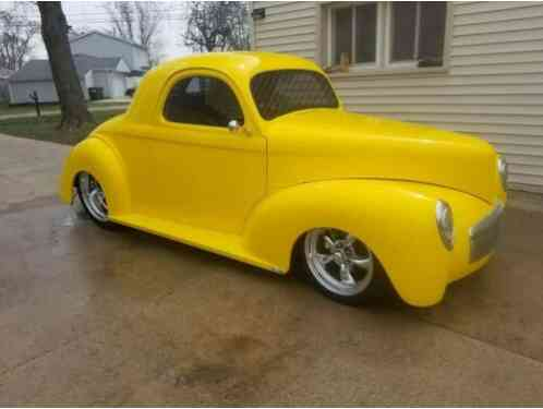 Willys Coupe Street Rod (1941)