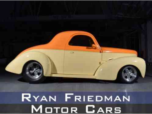 1941 Willys Willys --