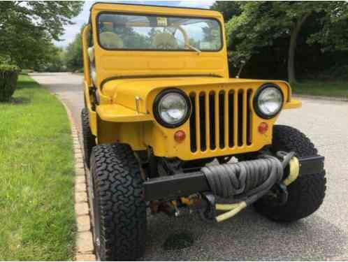 Willys Jeep CJ-2 (1947)