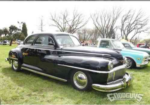 DeSoto Coupe Custom (1948)