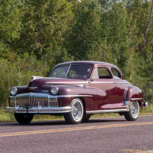 DeSoto DeLuxe Club Coupe (1948)