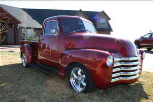 Chevrolet Other Pickups (1949)
