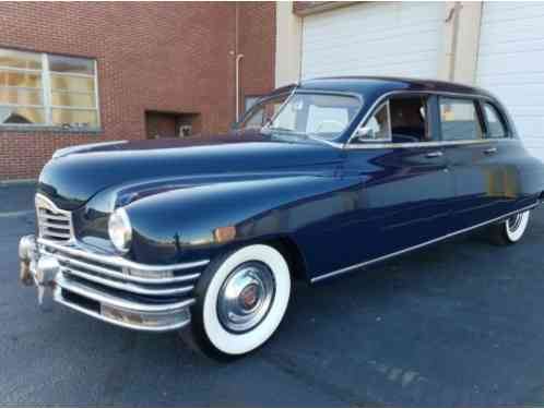 Packard Custom Eight Custom 8 Limo (1949)